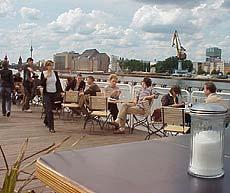 Internetcafe Alexanderplatz