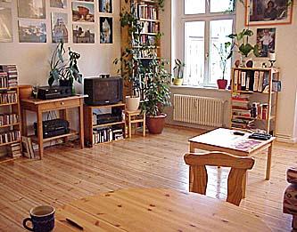 Wohnzimmer Prenzlauer Berg Progo