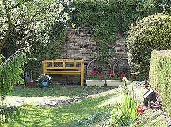 Casa vacanze con giardino d 39 inverno e terrazza a berlino for Devant de maison paysager