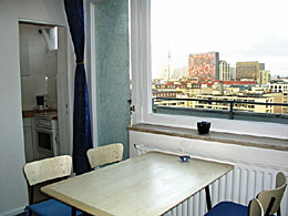 Berl n kreuzberg apartamento entre potsdamer platz y - Poco berlin kreuzberg ...