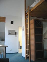 ferienwohnung im dachgeschoss in unterschleissheim bei m nchen. Black Bedroom Furniture Sets. Home Design Ideas